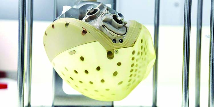 French company makes first sale of artificial heart
