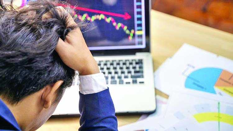 Global shares slide amid Covid fears