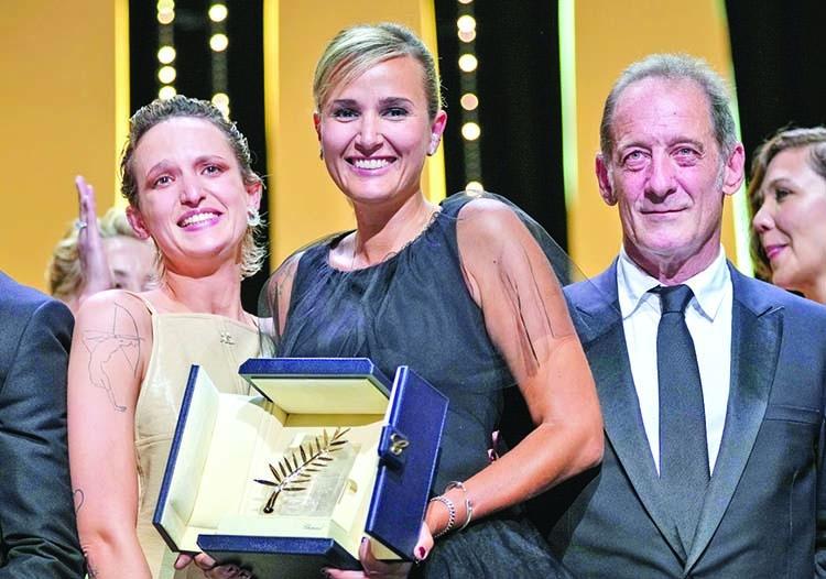 'Titane' wins Palme d'Or in 74th Cannes Festival