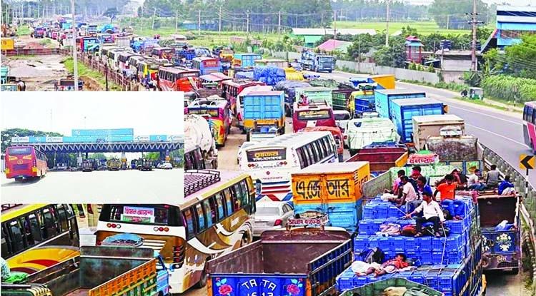 Record toll collection from Bangabandhu Bridge
