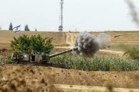 Israeli army fires into Lebanon after rocket attacks