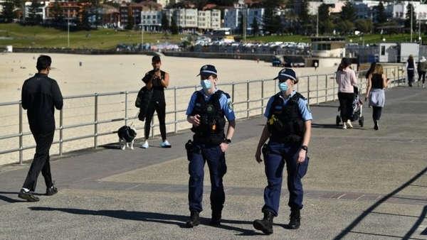 Anger as half of Australia back in lockdown