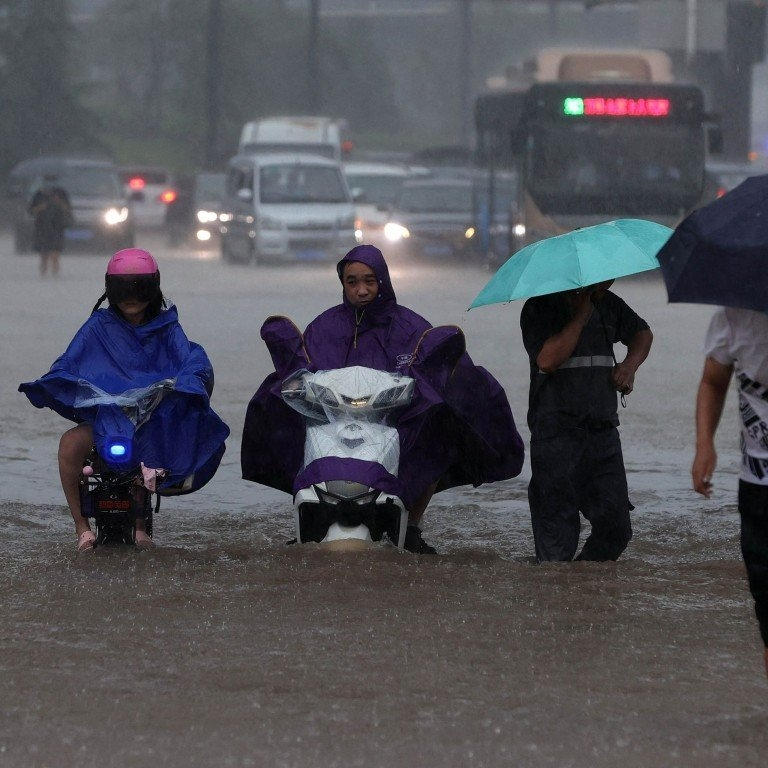 Chinese unite online to aid flood victims