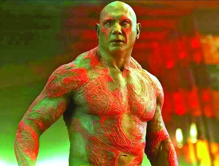 Dave Bautista reveals 'Guardians 3' will be end of his journey as 'Drax the destroyer'