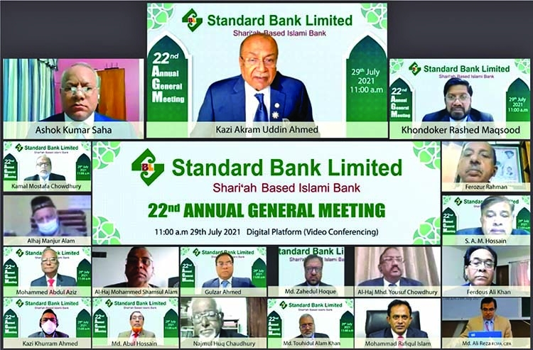 Standard Bank holds 22nd AGM