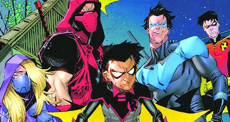 The Robins are uniting to bring Batman'sson home