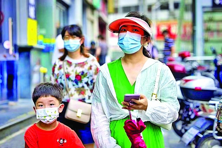 China sees 'most extensive outbreak since Wuhan'