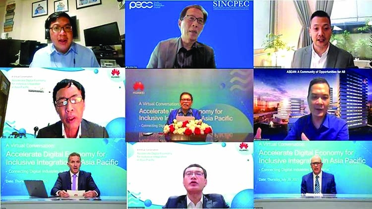Accelerating digital economy key for inclusive integration in APAC