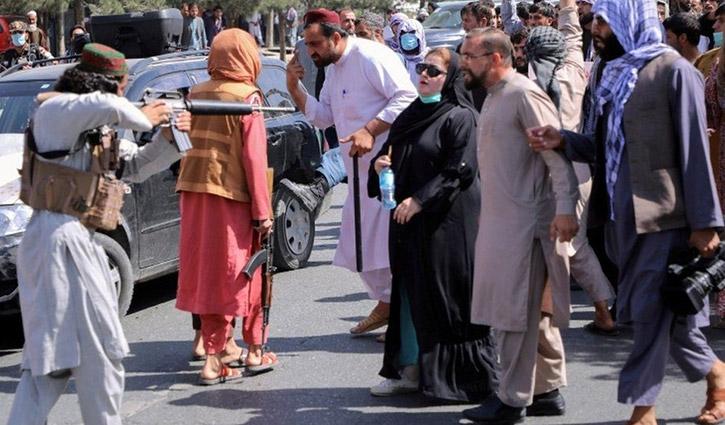 UN condemns Taliban crackdown in Afghanistan