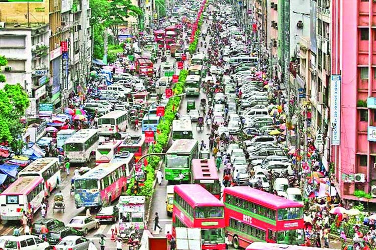 Stop the Slow Death of Dhaka
