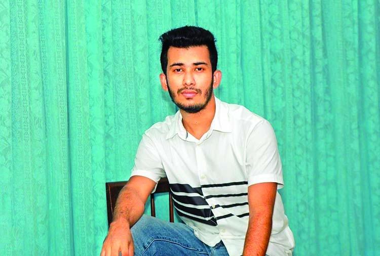 Didar Khan renders voice on 'Bhalobasi Shudhu Tomay'