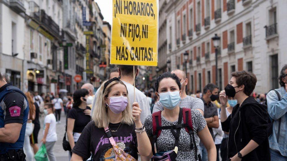 Spain targets energy firms as European bills surge
