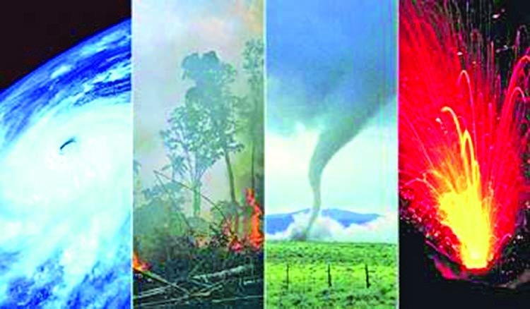 International Day for Natural Disasters Bangladesh's capability to face natural disasters