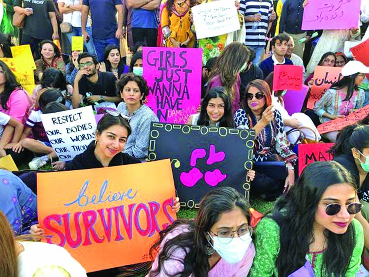 Why Pakistani Women Feel Unsafe in Public Spaces