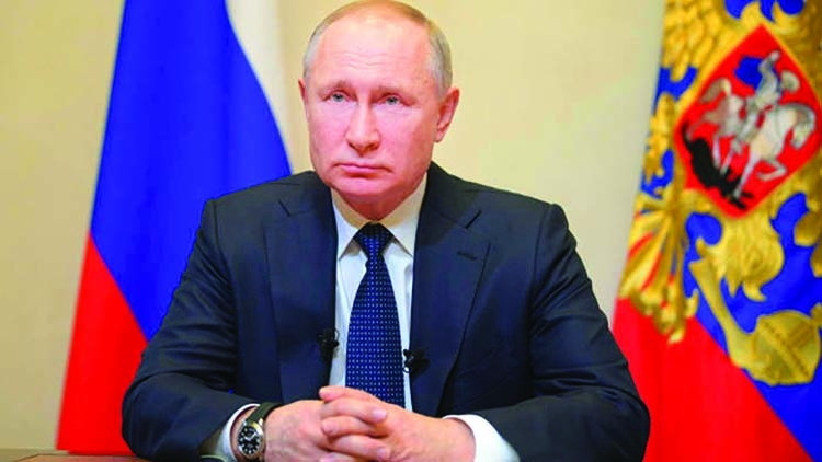 Russia will supply more gas if Europe asks: Putin