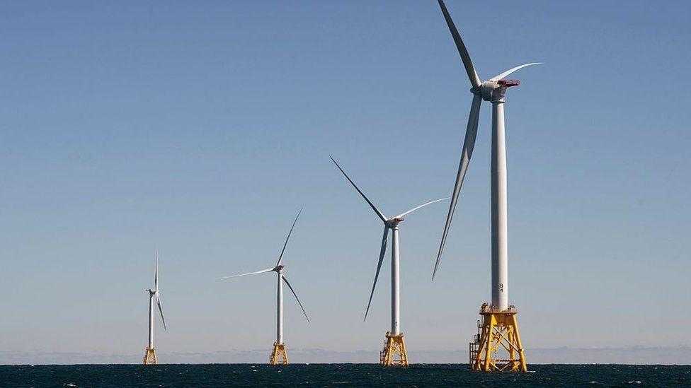 Biden makes major push for offshore wind power