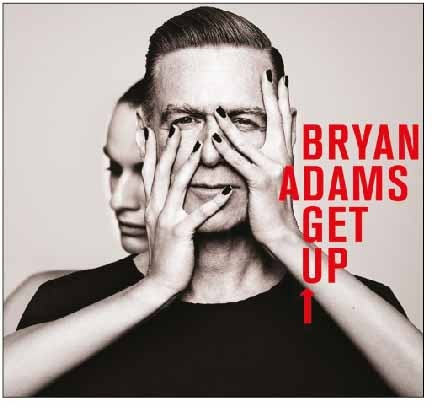 Bryan Adams' 'Get Up' released