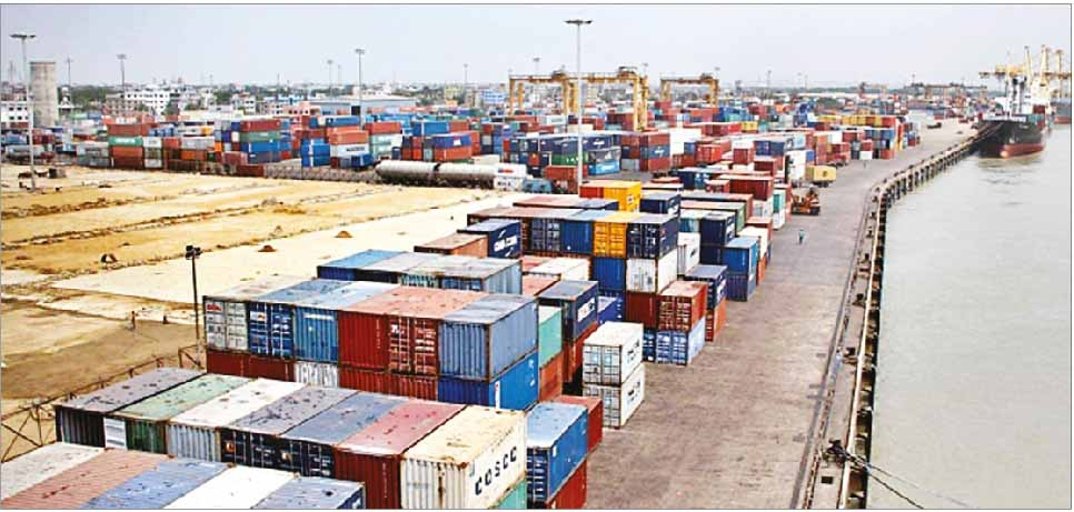 NCT at Ctg port opens for container handling
