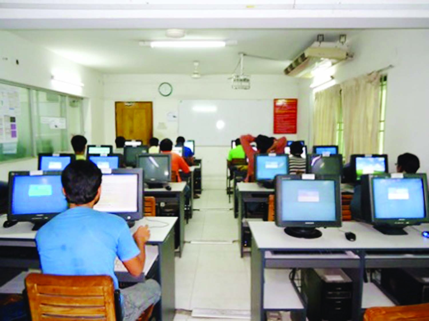 Sheikh Russel Language Labs In All Districts  The Asian -7955