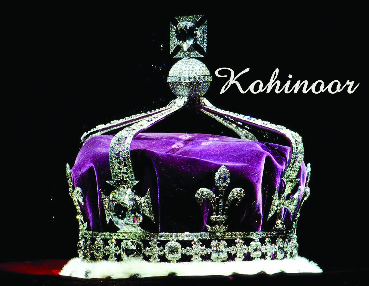 queen elizabeth crown kohinoor the image kid has it. Black Bedroom Furniture Sets. Home Design Ideas
