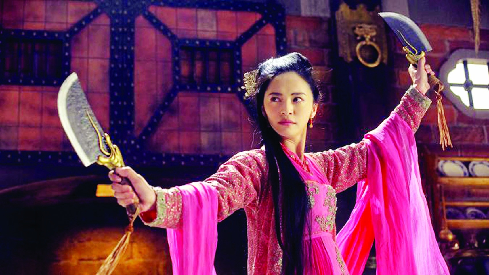 the history of chinese film