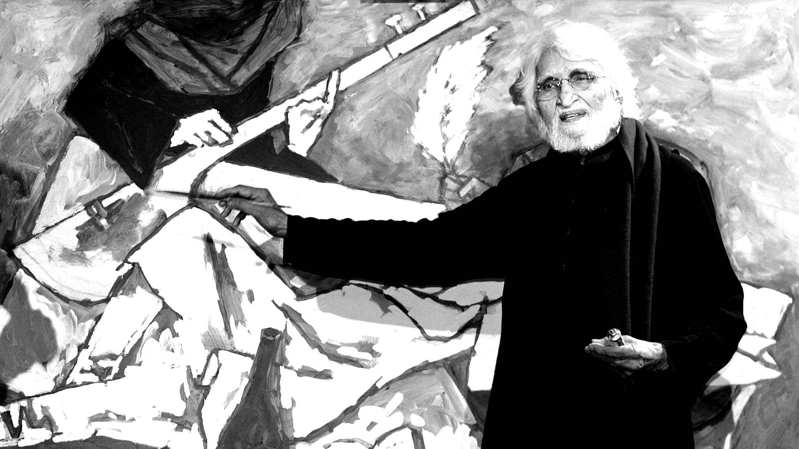 M.F. Husain: An Iconoclastic Icon