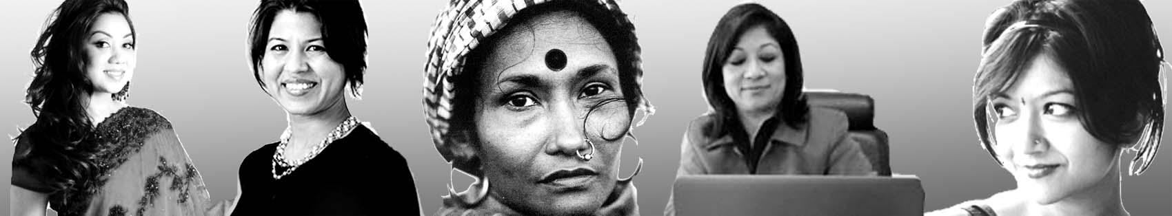 Leading Bangladeshi Women on Internet