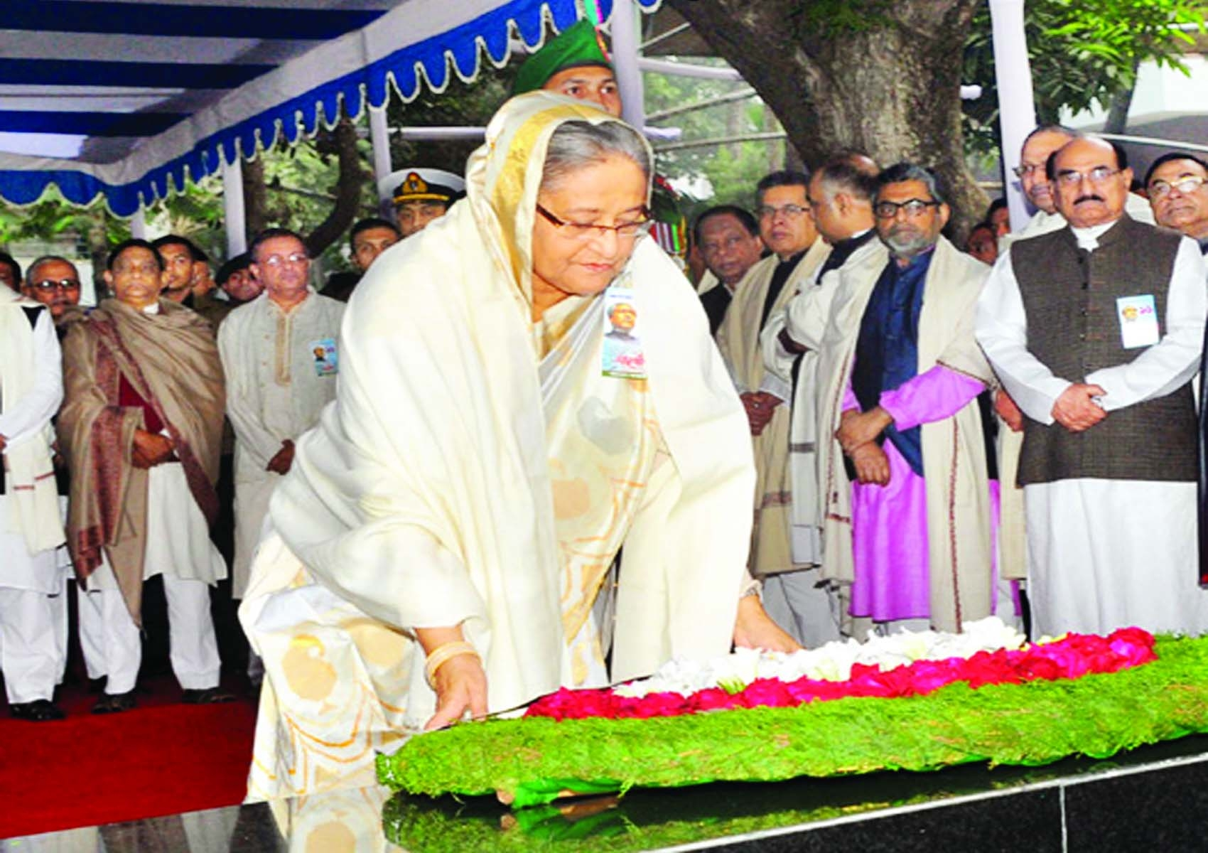 Insurgency not allowed in Bangladesh: PM