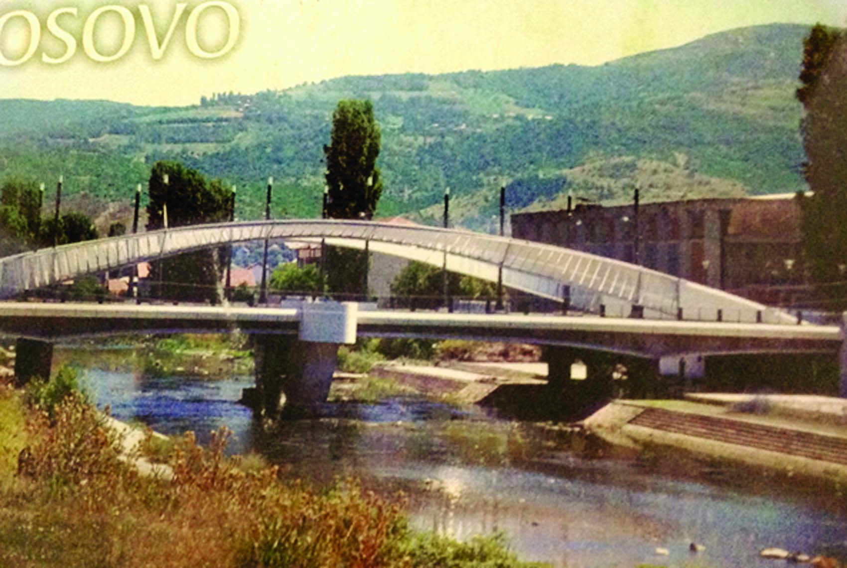 Kosovoalban skots till dods i mitrovica