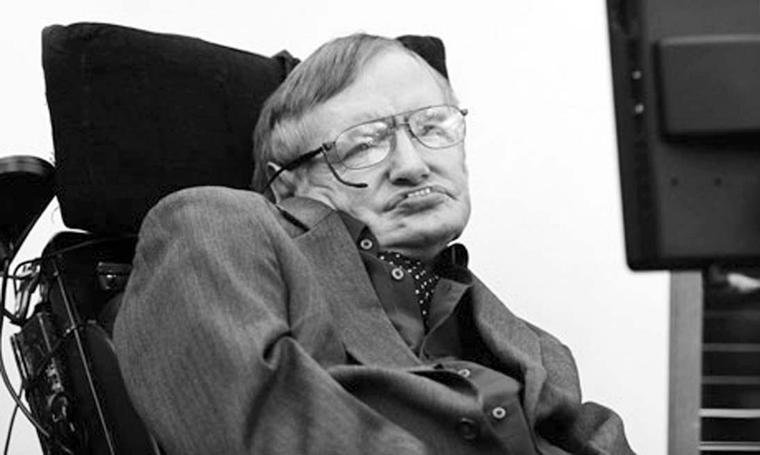 Some interesting facts about Stephen Hawking