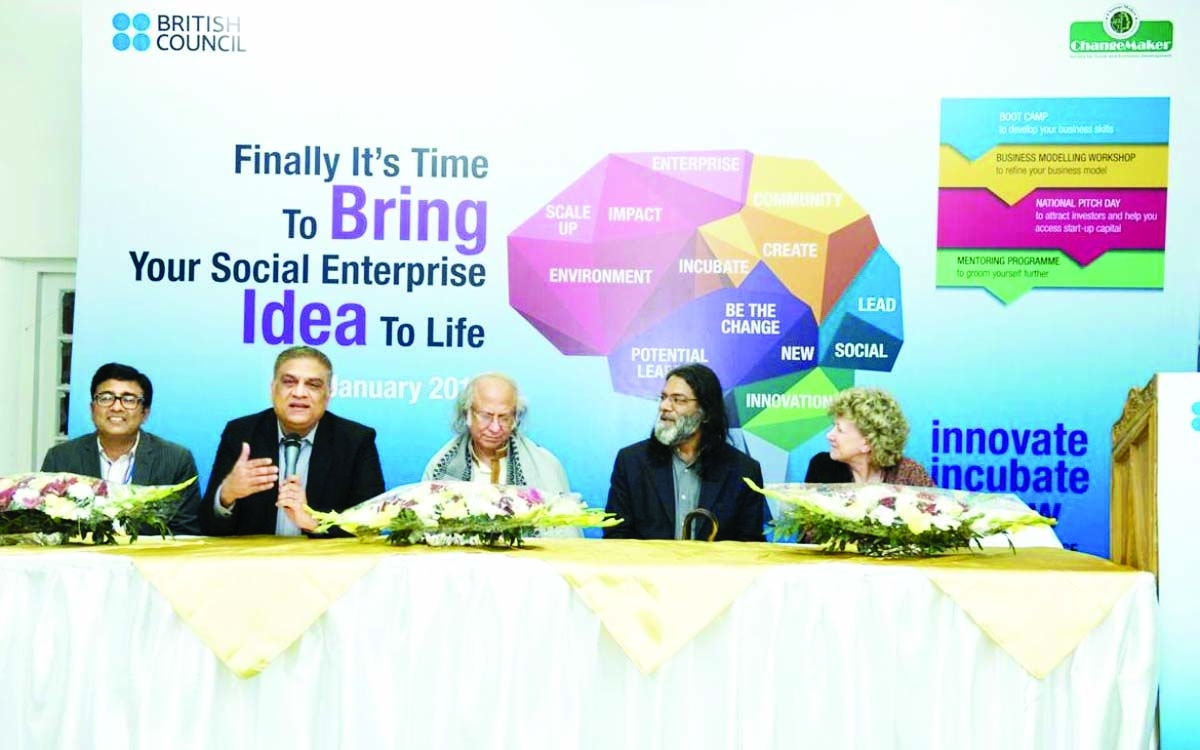 British Council launches social enterprise program