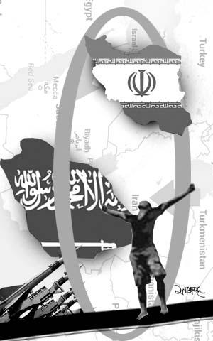 Saudi and Iran rivalry turns sharp