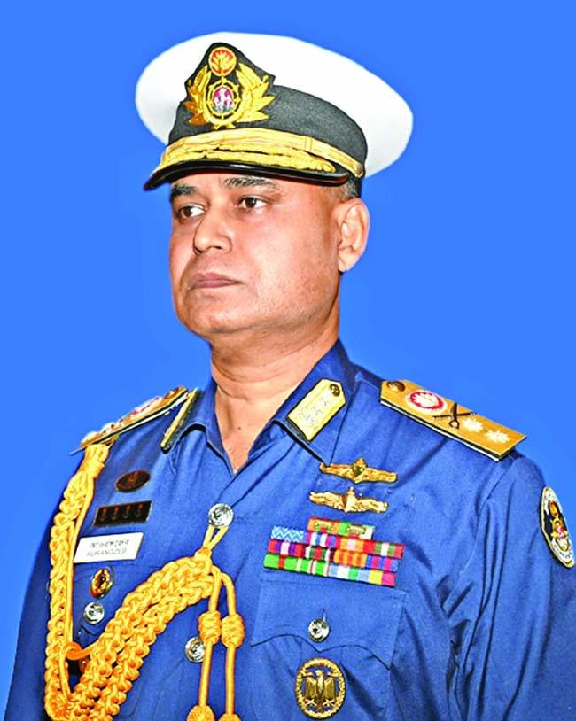 Aurangzeb Chow new DG of  Coast Guard