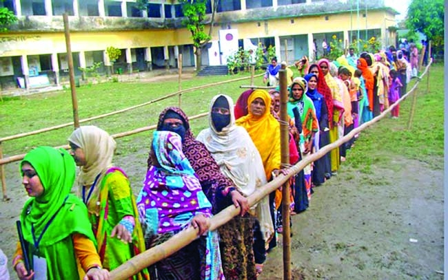 UP polls: AL candidates bag 30, BNP 2 chairmen