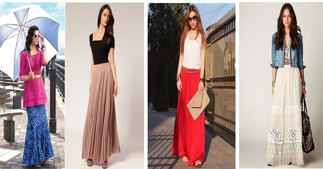 Look Classy In Long Skirt The Asian Age