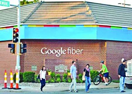 Google Fiber planning wireless home Internet | The Asian Age