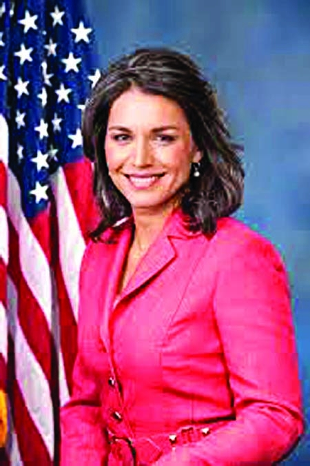 Tulsi: End violence against Bangladesh minorities