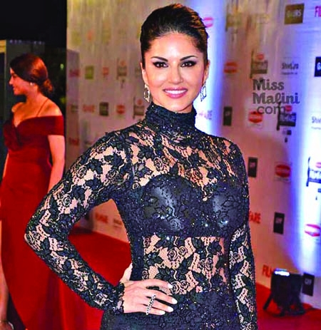 Sunny Leone writes about seduction, romance in her new book