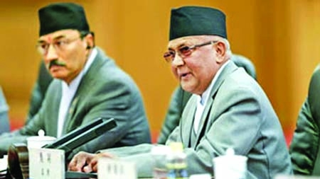 Nepal recalls India envoy, cancels president's visit