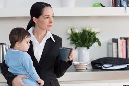 Do working moms screw up their kids?