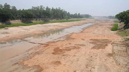 Rivers, canals getting silted in Khulna