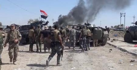 The battle for Fallujah and the future of Iraq