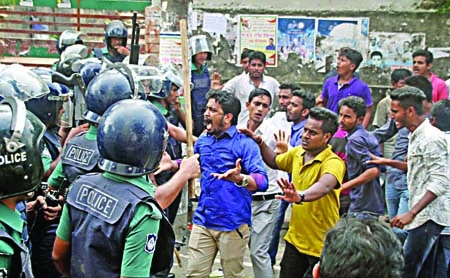 3 bullet hit, 10 others injured in BCL rival groups clash