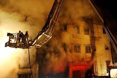 Four BD workers die in Saudi factory fire