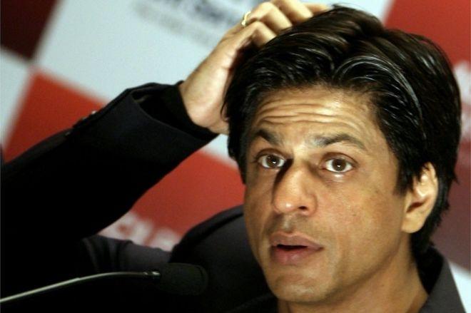 Bollywood star Shah Rukh Khan stopped at US airport