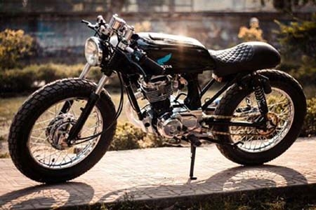Cafe Racer Modified Bike In Bd | 1stmotorxstyle org