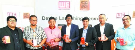 Banglalink-WE launch 3 new smartphones