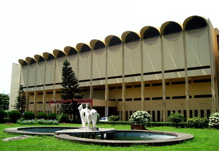 The biggest museum in Bangladesh