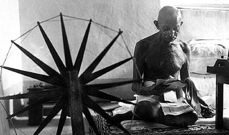 Role of youth in social change and Gandhian philosophy