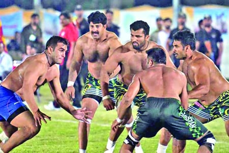 Pak exclusion row could overshadow Kabaddi WC